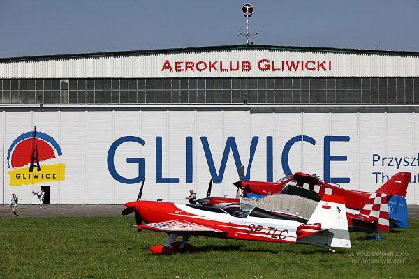 Aeroklub Gliwicki - loty