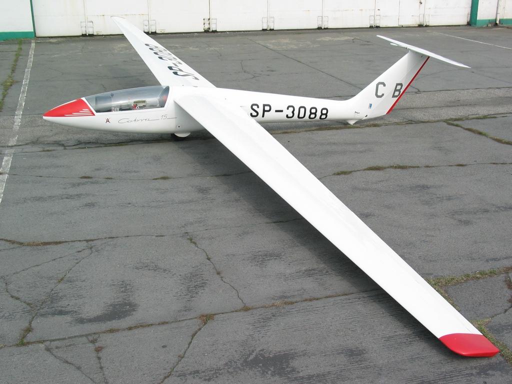 Aeroklub Gliwicki - Cobra_SP-3088