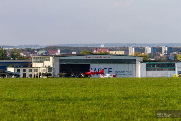 Aeroklub Gliwicki - samoloty