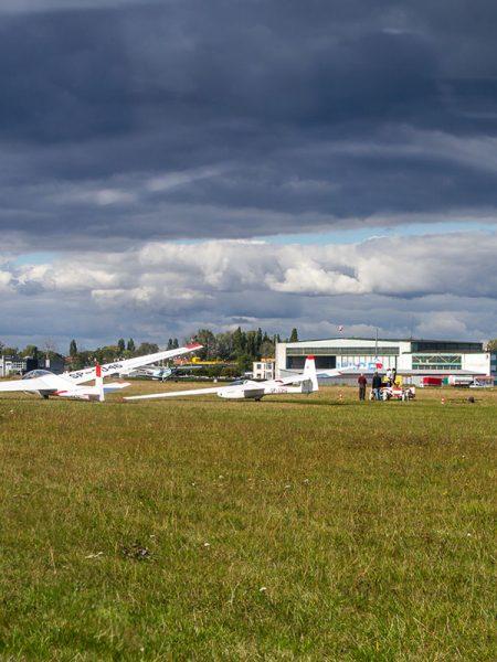 Aeroklub Gliwicki - szybowce