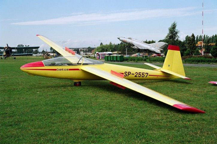 Aeroklub Gliwicki - bekas1