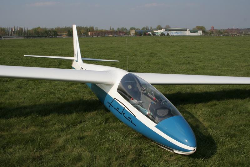 Aeroklub Gliwicki - foka