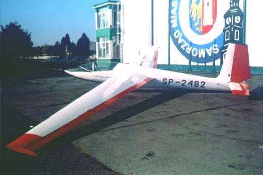 Aeroklub Gliwicki - kobuz 1