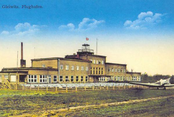 Aeroklub Gliwicki - historia