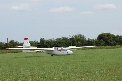 Aeroklub Gliwicki - puchacz